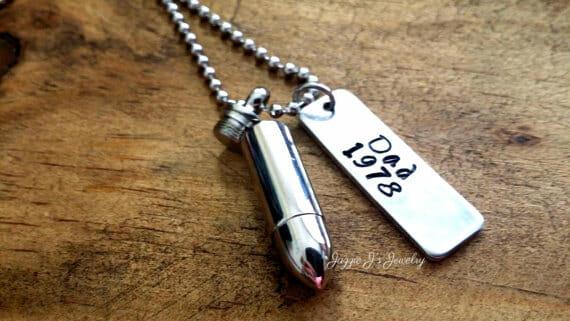 Jewellery and Keepsakes Cremation