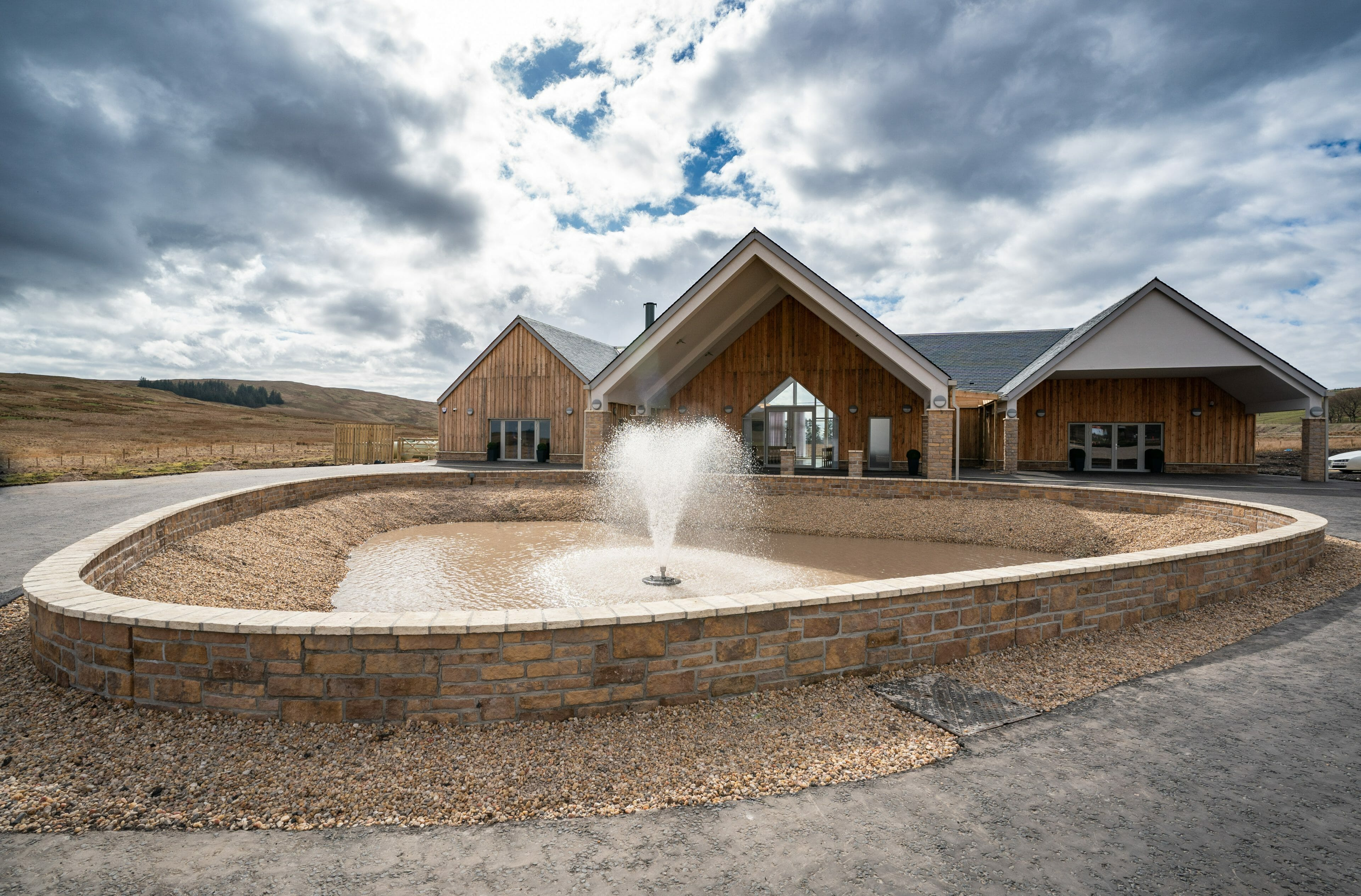 The Doors are Open at The Clyde Coast and Garnock Valley Crematorium