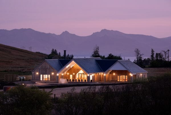 Sunset Services at Clyde Coast Crematorium
