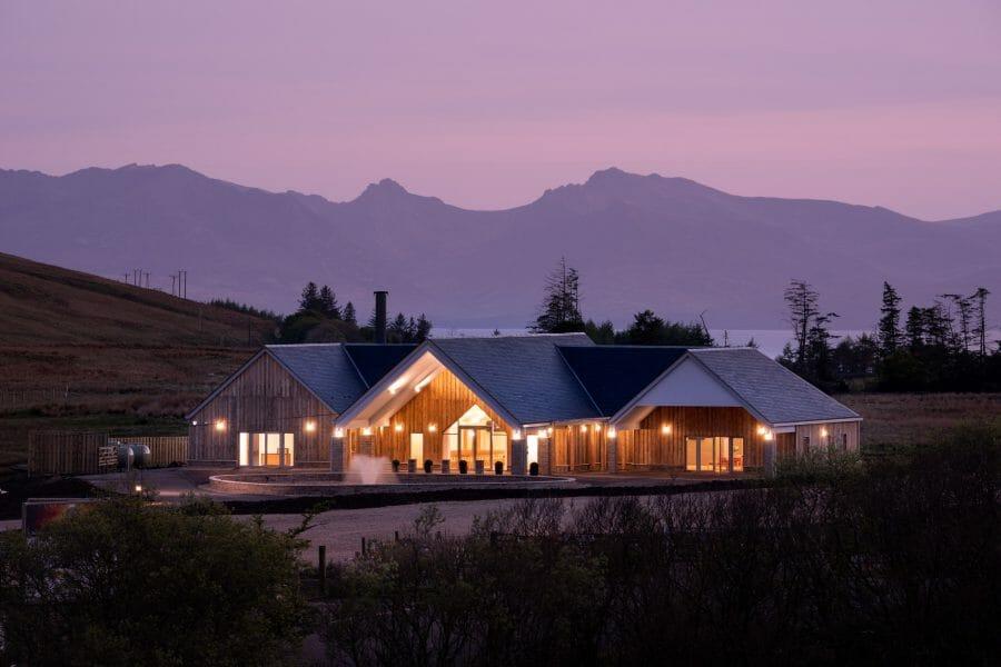 Sunset Services at Clyde Coast Crematorium