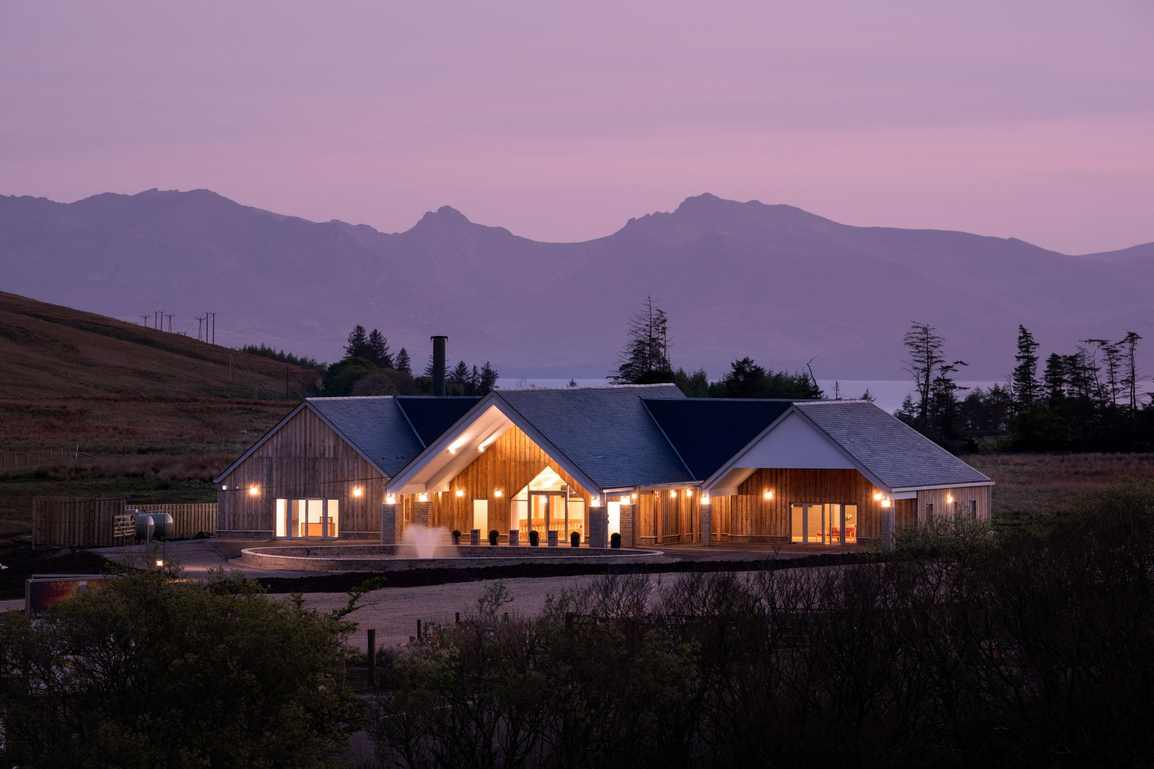 Sunset Services at the Clyde Coast and Garnock Valley Crematorium
