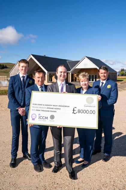 Ayrshire Hospice Donation